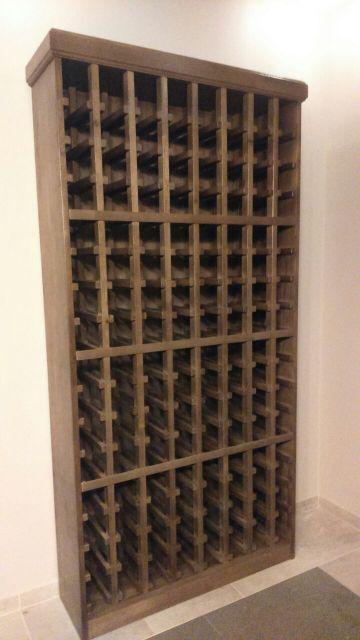 Винный шкаф Лофт
