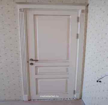 Дверь межкомнатная из МДФ