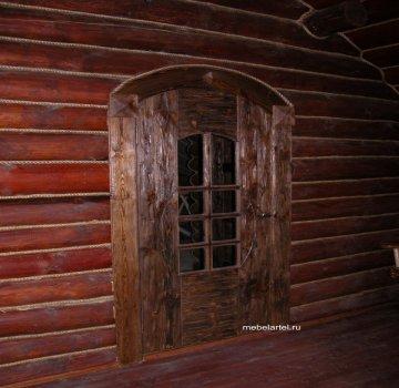 Межкомнатная дверь. Арочная
