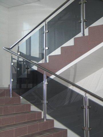 Лестница для коммерческого помещения