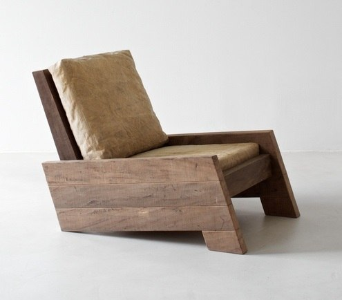 Лофт кресло