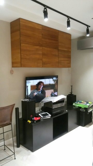 Шкафы в гостиную