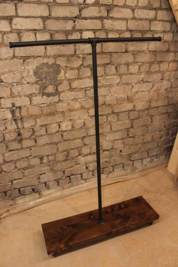 Лофт вешалка для одежды