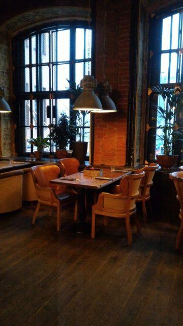 Ресторанный гарнитур Лофт