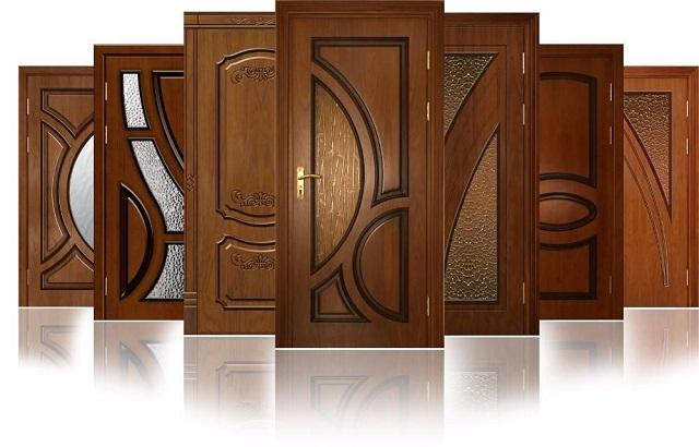 мдф двери межкомнатные на заказ
