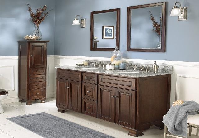 мебель для ванны в стиле лофт
