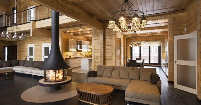 стильная деревянная мебель