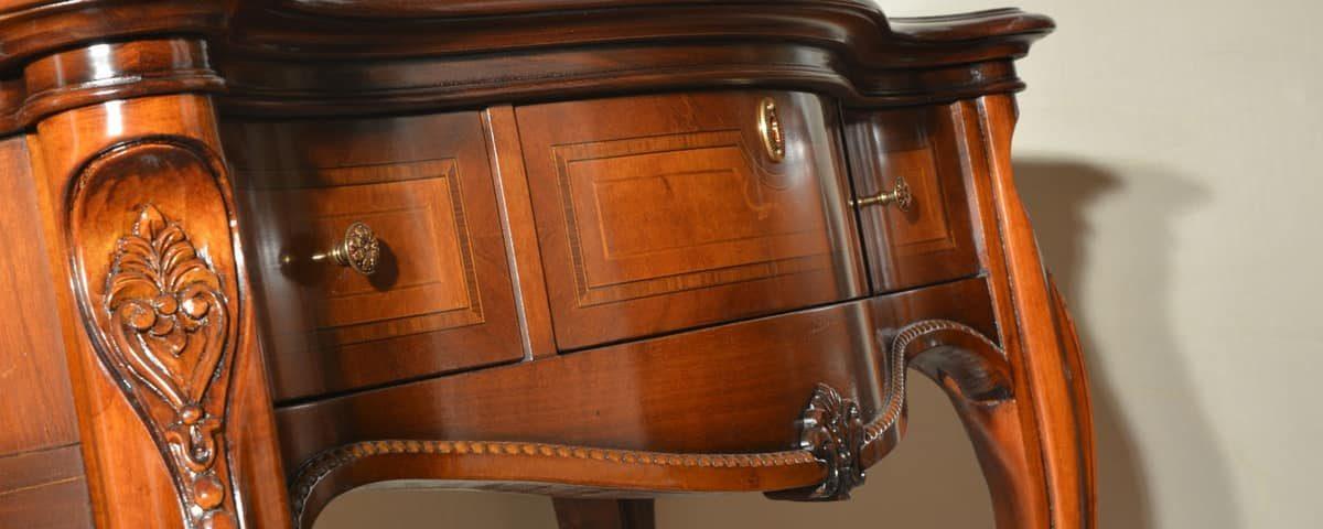 Элитная мебель из дерева фото