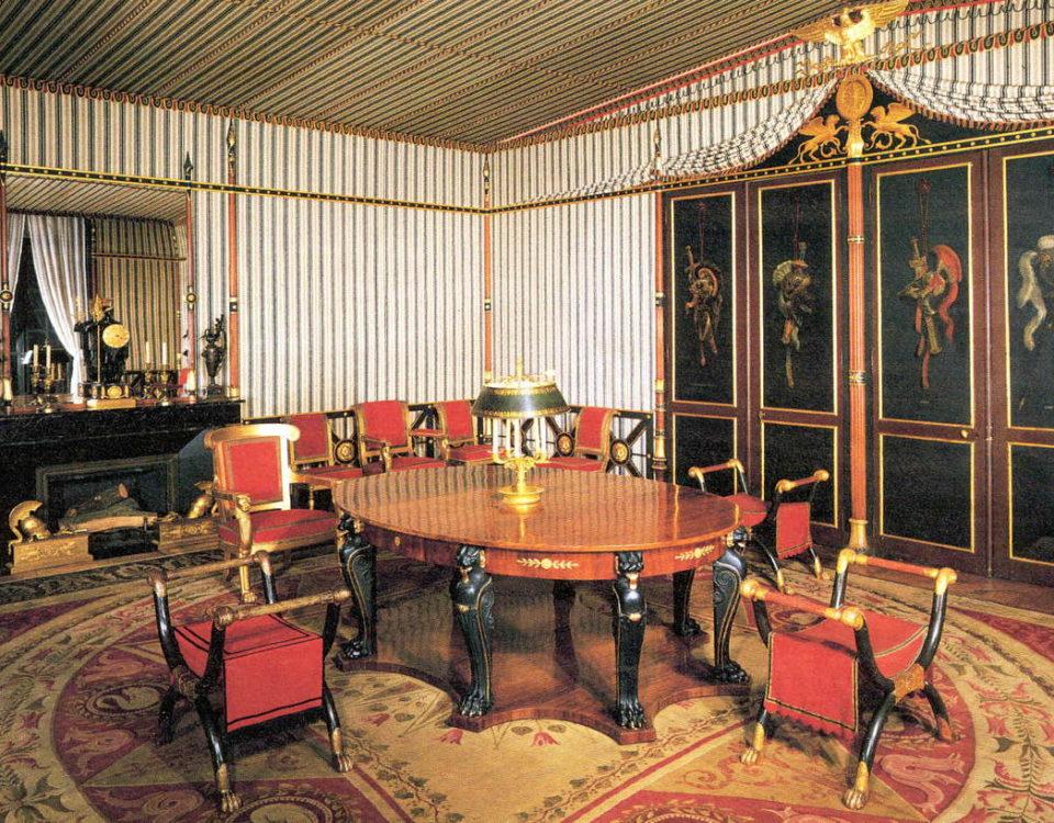Мебель ампир фото